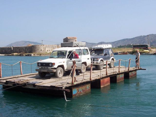 Albanien Adventure Offroad 2006