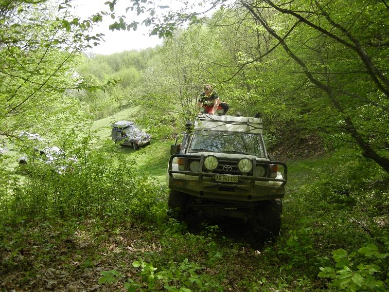 Rumänien Adventure Offroad 2013